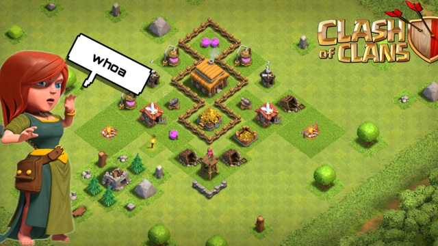 Let's Play Clash of Clans-TownHall 3 update ep.3