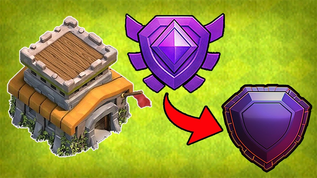I'M STARTING AGAIN! | TH8 CRYSTAL PUSH TO LEGENDS - Clash Of Clans