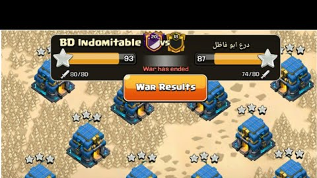 Best Win BD Indomitable - Great Team Work TH12 vs TH12 War Attack 2019 | Clash Of Clans