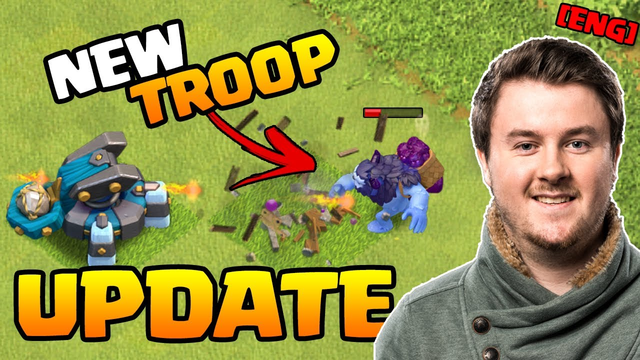 NEW Troop for Townhall 13 - Yeti in Clash of Clans