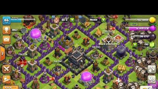 OMG! FREE GIVE WAY TH9 MAX ACCOUNT CLASH OF CLANS ACCOUNT!! HURRY UP DONT MISS THE CHANCE