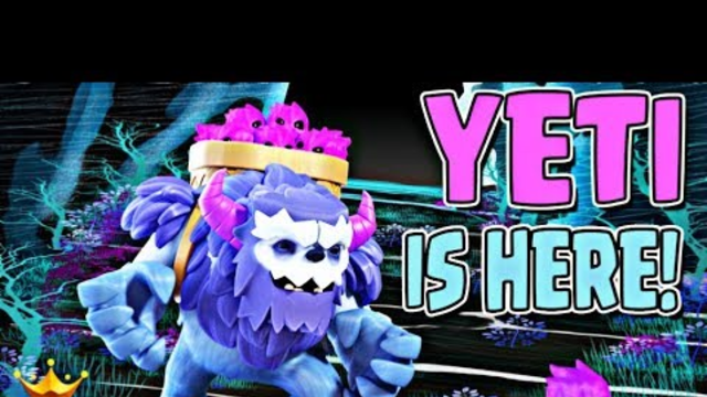 New troops Yeti new defense !! Th13 is here ! Clash of clans ( COC )