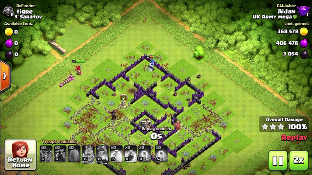 Laloon Master League(Clash Of Clans)(TOWN HALL 13)