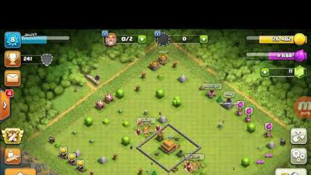 La Mejor Forma Para Construir Tu Base en Clash Of Clans!!!!!!!