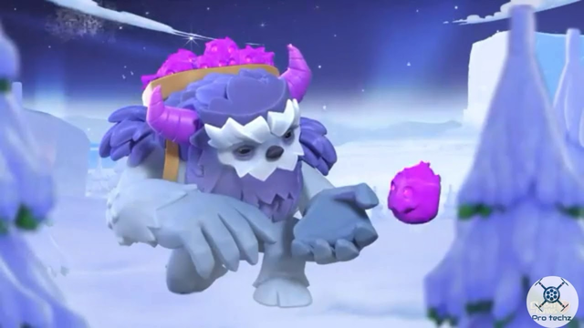 New troop come up in Clash of Clans YETI