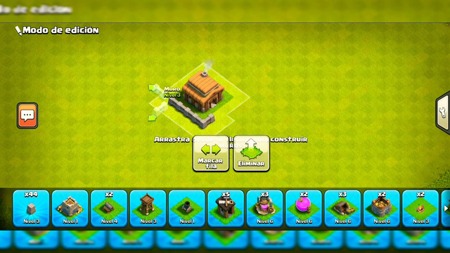 Mejor TH3 Base Anti Gigantes | Clash of Clans