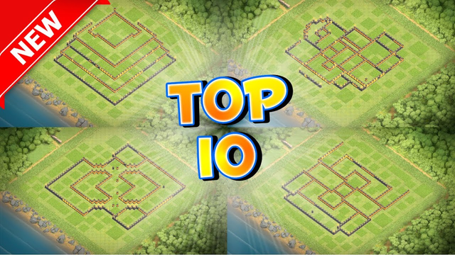 *Top 10* Town Hall 10 Bases + With Link 2019 | Th 10 Best Bases | Clash of Clans