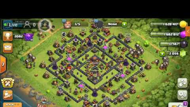 #clashofclans#public#besharamffg#gaming welcome to my coc  live streaming
