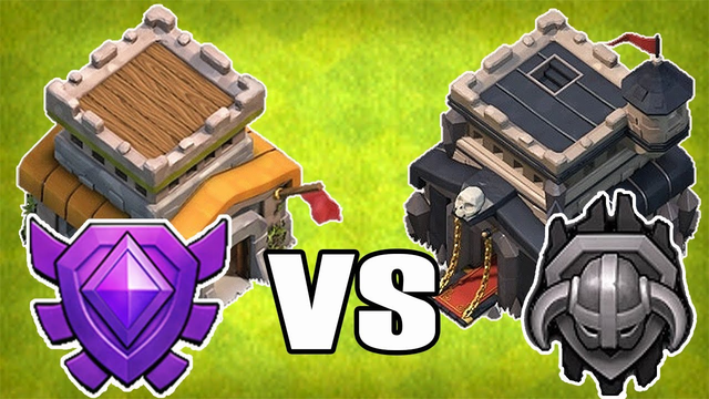LET'S KEEP MOVING! | TH8 CRYSTAL PUSH TO LEGENDS - Clash Of Clans