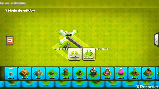 TH3 Base | Clash of Clans