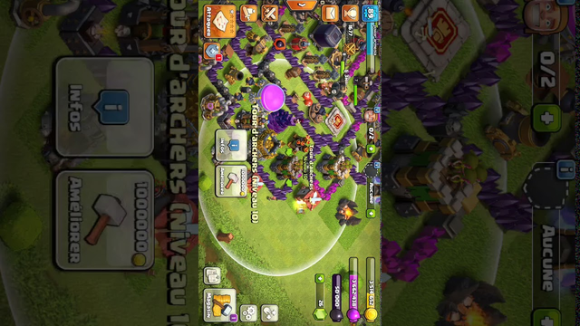 CLASH OF CLANS!!! MON CLAN