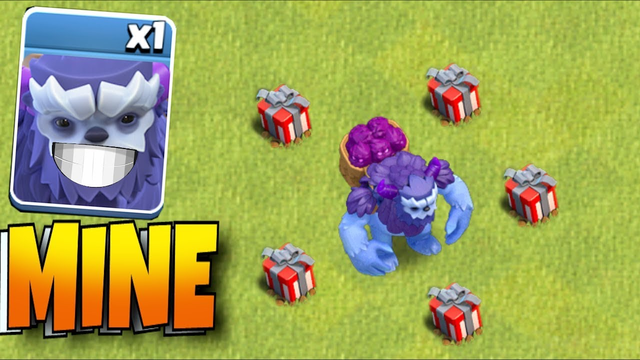 """UPGRADE.... YETi.. lvl2!! """"Clash Of Clans"""" Road to TH13 MAX!!"""