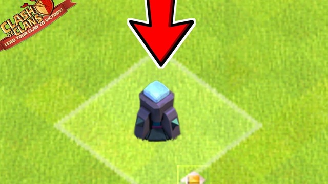 My 1st Wall .............. Clash of Clans