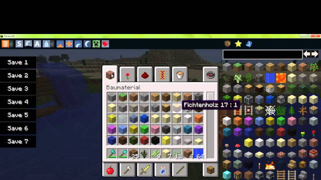 Minecraft Coco Modvorstellung - Too many Items