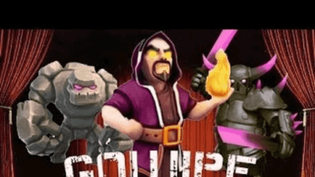 Clash of Clans: 3 Stars On Th10 base by GoWiPe Strategy.