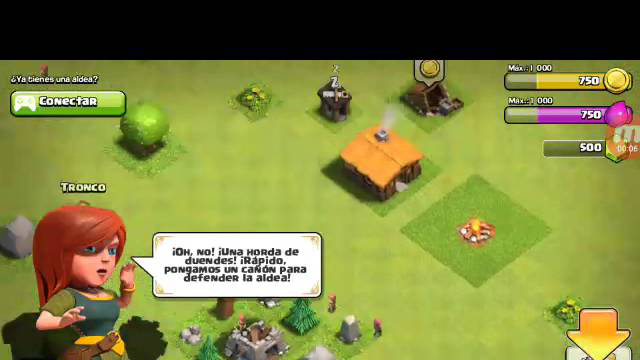 Gameplay: Clash of Clans