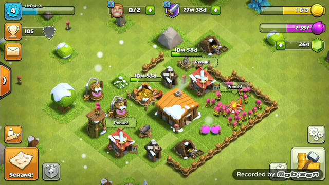 Clash of clans th 1 to 13 #1