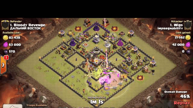 Clash Of Clans| TH11 Valkyrie Strategy| GoWiVa 3 Star Attack