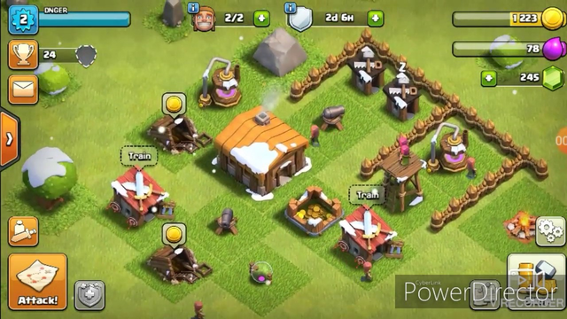 Clash of clans all about th2 buildings