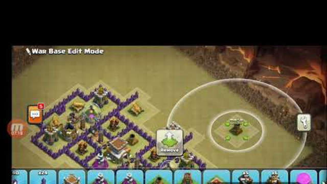 Clash of clans town hall 8 best base