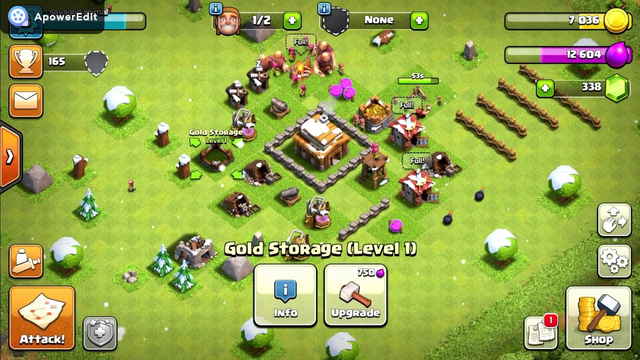 Clash of Clans: Town Hall 3 exploring