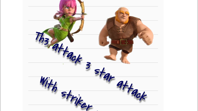 town hall 3 attack strategy | best attack strategy for clash of clans town hall level 3