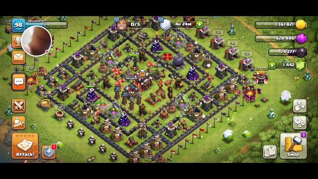 Clash of Clans - 2020-01-13