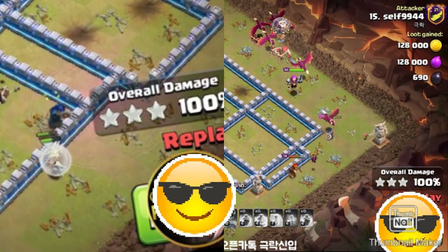 | Clash of Clans | Top 3 Best attack strategy 100% 3 stars | TH 13 | Clash with sadi