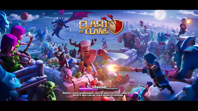 Clash of Clans-Quick gameplay