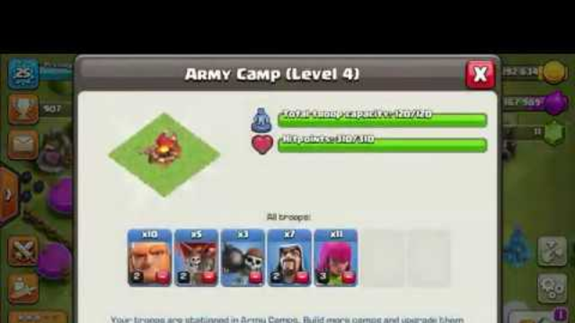 Clash Of Clans(town hall 6)