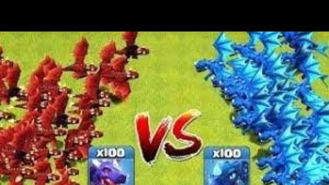 SHOCKED ! AFTER USING Electro Dragon AT TH8 War attack strategy Clash of clans - COC