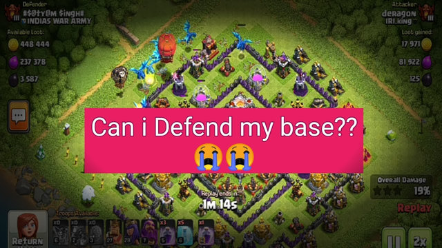 #CLASHOFCLANS  TOWN HALL 11 DEFENSE LOST |CLASH OF CLANS |TOWN HALL 11 ATTACK STRATEGY