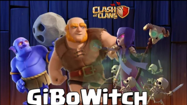 Coc Th11 GiBoWitch Attack Strategy Full Explained - Coc GiBoWitch Attack Strategy - Clash Of Clans