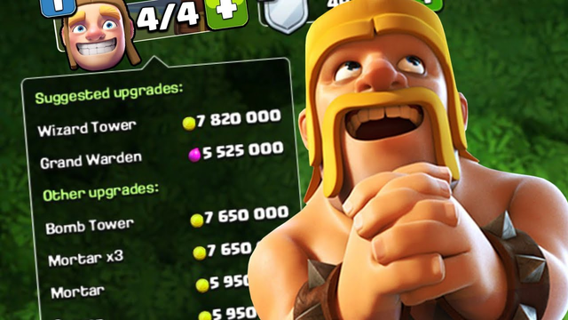WE HAVE TO DO SOMETHING.... Clash of Clans