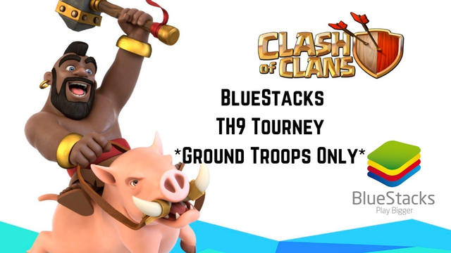 Clash of Clans TH9 Only Tourney | Bluestacks India | Ground Troops Only