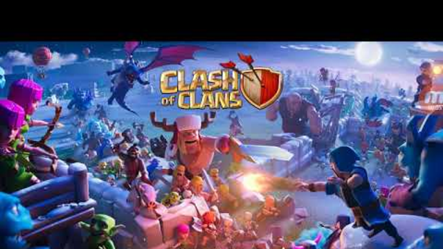 "Belajar Attack Clash Of Clans th 9 ""Part 1"""
