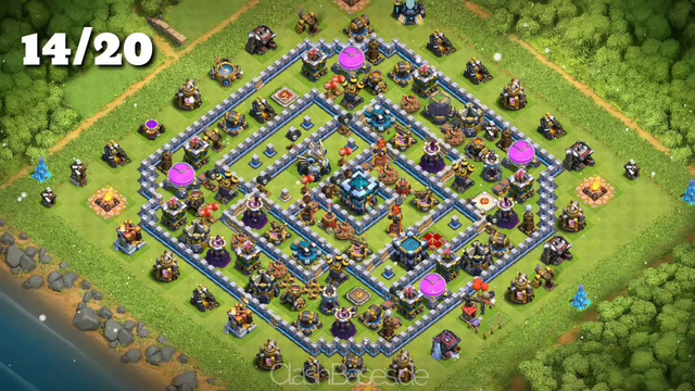 TOP 40 TOWNHALL 13 FARMING BASES 2020    CLASH OF CLANS