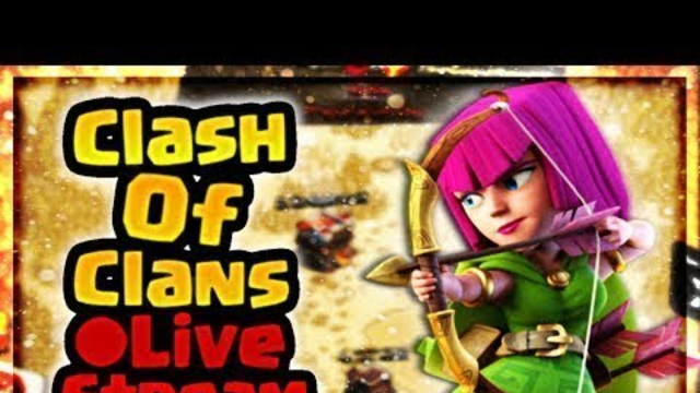 Clash of Clans F2p Account zocken I Live QSGFlex