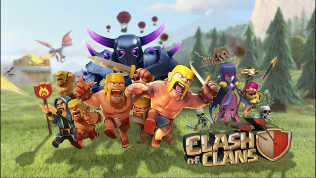 Maxing my Th8 Live || Clash Of Clans