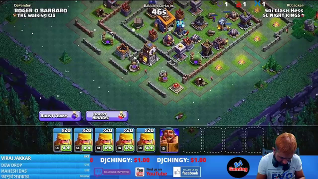 Clash Of Clans | Live Game Play | Legend Attack And War