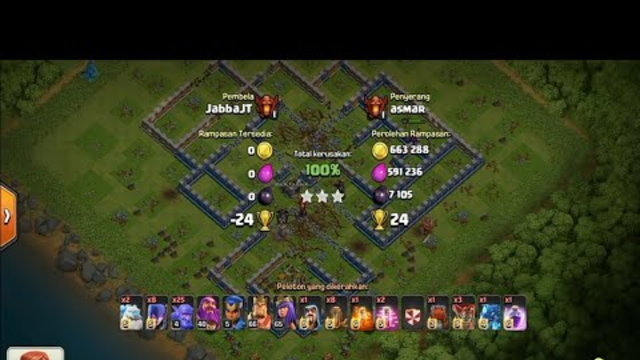 New troops farming town hall 13 Clash of Clans