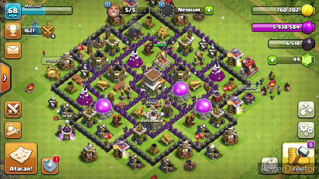 Great Army Composition to Destroy Th8's- Clash of Clans