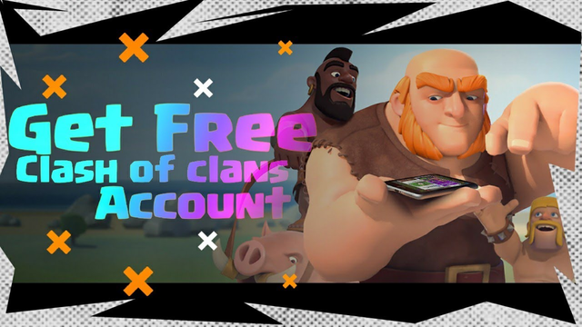 **Free** Clash Of Clans Account   Claim Now   Coc   Pubg  