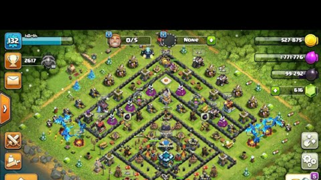 Th13 free coc account giveaway
