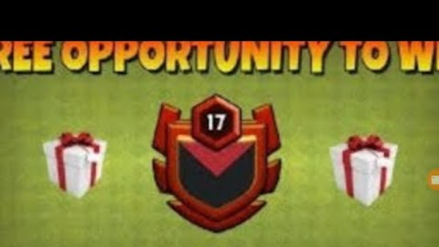 biggest clan giveaway  level 3clash of clans #coclive #clashofclans