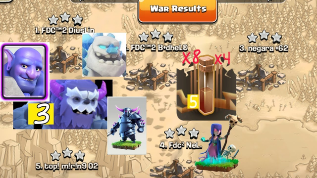 #CLASHOFCLANS YETI New Troops Town Hall 13 Attack Strategy 2020!  - COC Update!