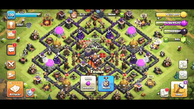 [I Reopen My clash of clans account aftet 1year] #Clashofclans#GAMINGBUDDYS