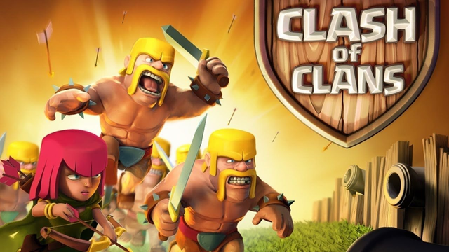 Clash of Clans (Day 10)