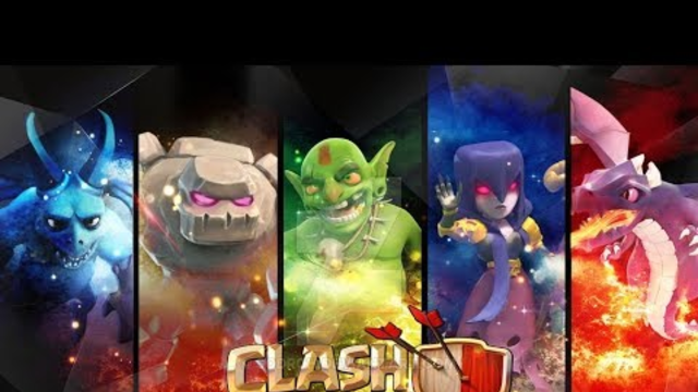 Clash of Clans  Doctor G    TITAN