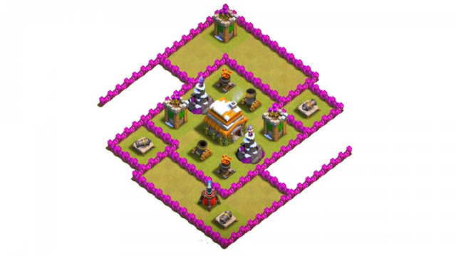TH6 Base Attack Strategy | Clash Of Clans